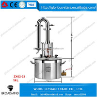 LX2054 China Wholesale Market table top water distiller Stainless Steel home table top water distiller