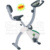 GS-8319-1 New Design Indoor Magnetic x-bike for Home Use