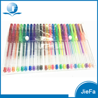 Promotional Writing Instruments Fancy Click And 36 Colors Test Good Gel Ink Pen