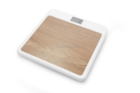 180kg Wooden Bathroom scale