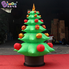 inflatable Christmas tree decoration 7Ft. BG-A0691-4