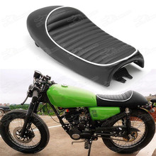 Motorcycle Racing Motorbike Hump Cafe Racer Seat CB For GR650 GS GT TU250 GN125 GN250 GN400 Cushion