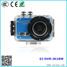 Latest Full hd 1080p sport action waterproof 50M JK18W wifi digital lomo camera