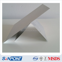 SANPONT Low Fragility Silicon Gel Aluminum Analysis Plate