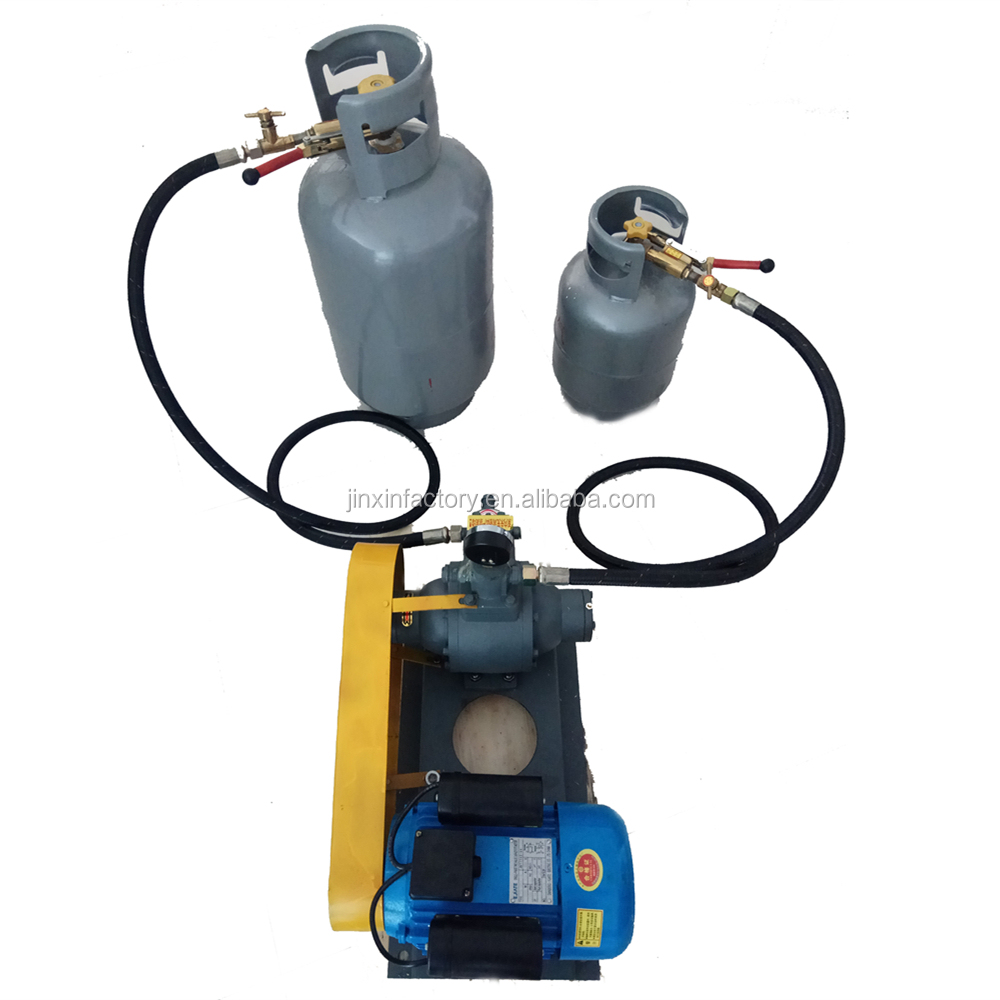 AC 220V lpg <strong>pump</strong> LPG transfer <strong>pump</strong> for filling small cylinder