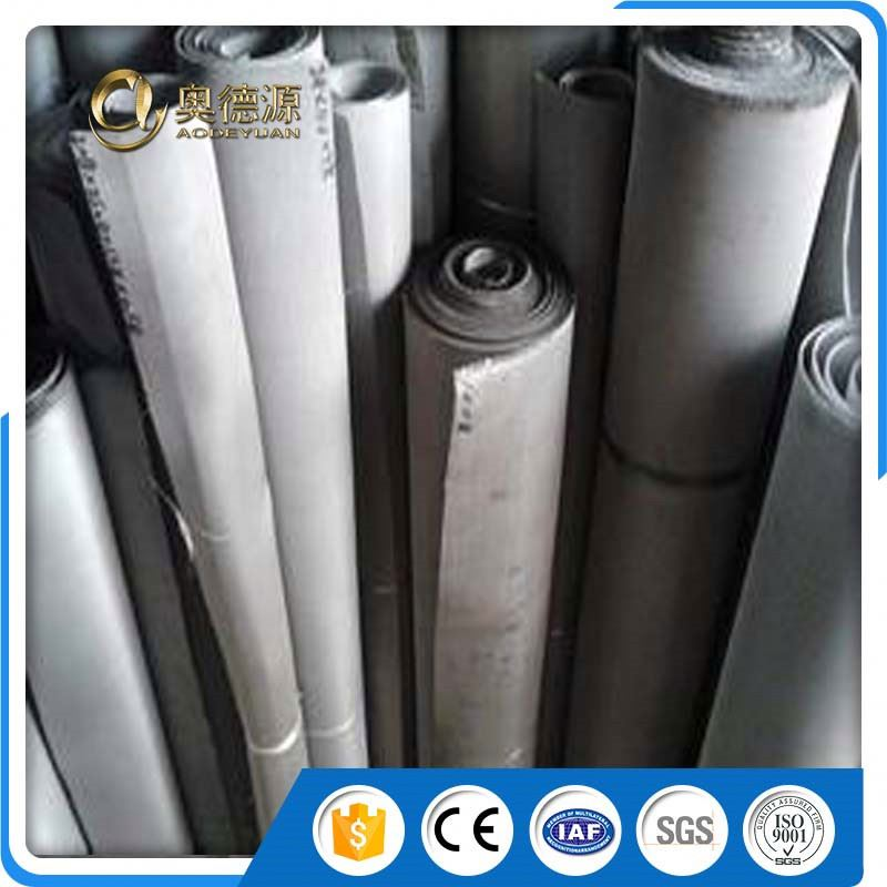 different types of nickel alloy Wire Mesh