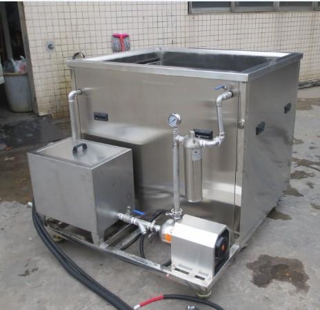 Portamaletas culata m quina de limpieza con sistema de for Bano ultrasonico precio