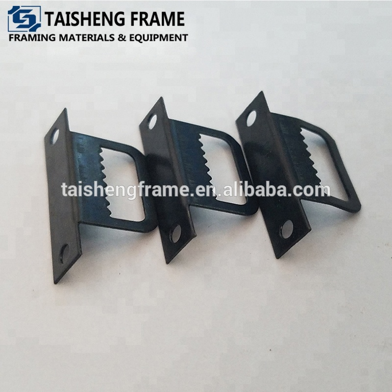 Black Color L Shaped Sawtooth Hangers For Picture Frame - Buy Oem ...