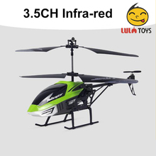rc helicopter w/ built in gyro 3.5 Channel indoor mini quad copter 4-blades price of a helicopter in india