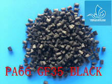 PA66 GF 35 BLACK recycle nylon pellet for injection