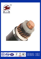 0.6/1kv Copper Conductor XLPE Insulated Electrical Power Cable