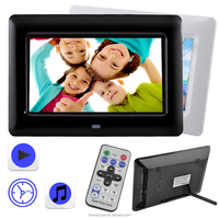 With Remote Control Digital Photo Frame 7