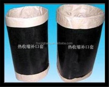 Field Coating Material Waterproof Heat Shrinks For Pre-insulated pipeline girth weld