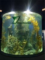 Yizhou artificial seaweed for aquarium decoration SD-008