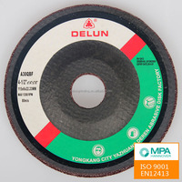 Reinforced Resin Grinding Disc High Speed for Grinding Metal