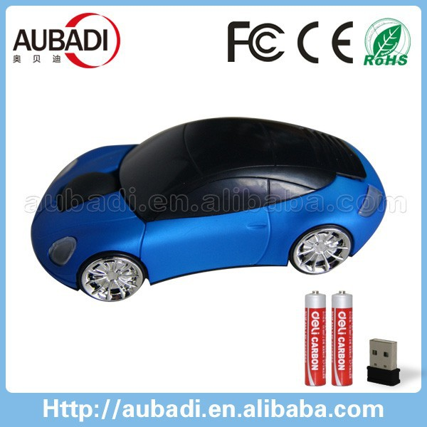 Car Design Promotional Computer Mouse Shape Mouse