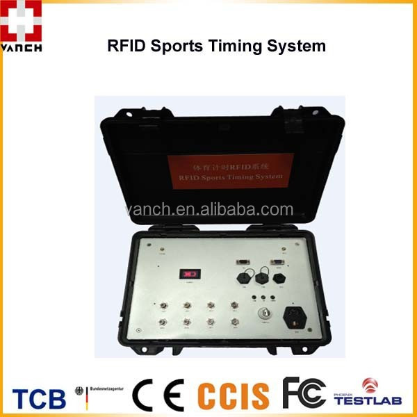 Waterproof Sport Timing system/marathon timing system