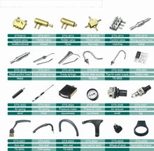 Detes Dental Unit Spare Parts