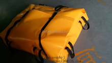 Collapsible PVC portable water bladder for camping hiking supplies