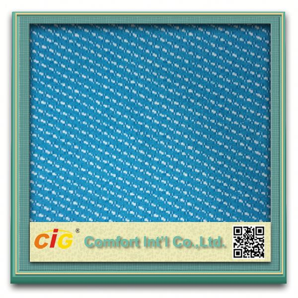 Print and Emboss classic print designer car interior fabric