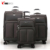 "Hot sales wholesale 20"" 24"" fabric soft travel bags men 3pcs trolley luggage set"
