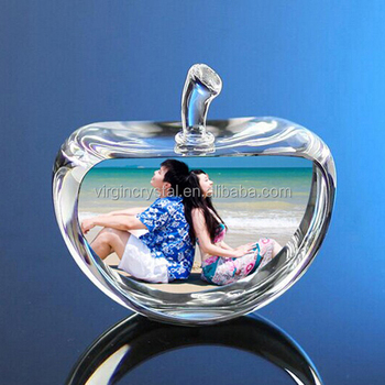 Wedding return gifts crystal apple model wedding giveaway gifts wedding gifts for guests