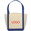 Simple New Designer Shop Promotional Printed Cheap Nylon Tote Bag