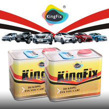 KINGFIX Brand clear coat varnish for auto industry