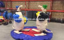 new design inflatable kangaroo suits, Boxing sumo costume inflatable