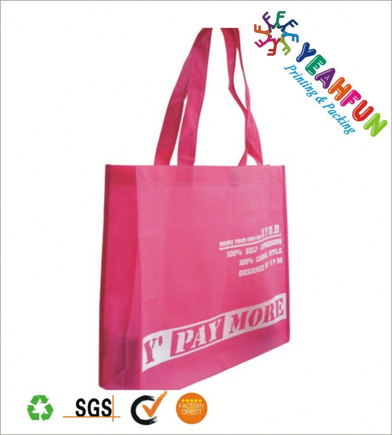 Wholesale 2010 non woven shopping bag