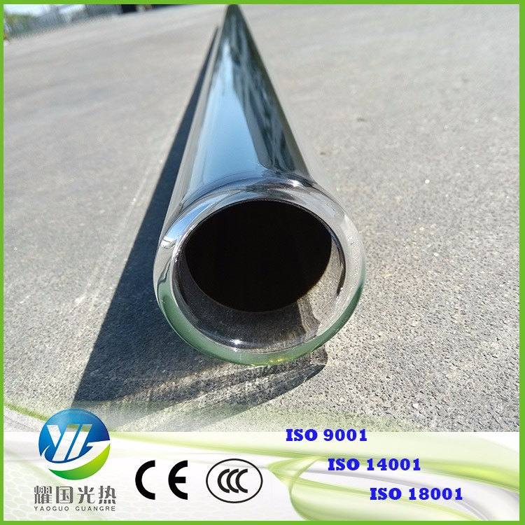 non-pressurized solar water heater 58 1800 heat pipe vacuum tubes