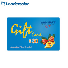 High Quality RFID Plastic Gift Card with CMYK Printing for Member Management