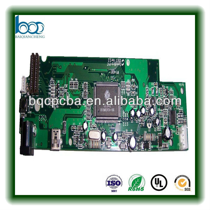 custom ODM pcb layout design & BOM list sourcing &SMT THT service