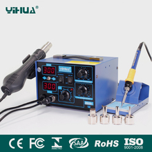 YIHUA 862D+ soldering desoldering station