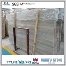 Wooden grey,white,yellow marble slab for strong wooden bundle packing