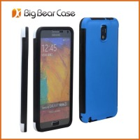 Ultra thin note 3 case smart cover case for samsung galaxy note 3 custom case
