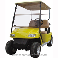 CE approved 2 seater mini used cheap electric golf cart for sale wholesale and retail JN2028K