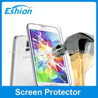 Scratch resistant tempered glass screen protector For Samsung galaxy s5 perfect design fit