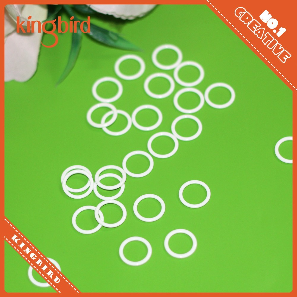 Wholesale high quality Metal or Plastic rings and slider