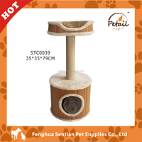 bamboo cat tree cat scratcher cat scratching post