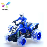 New kids mini rc motorcycle car simulation mountain remote control motorcycle for sale XY-707