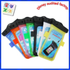2016 Hot Sales Clear PVC Underwater Diving Cellphone Pouch Swimming Waterproof Phone