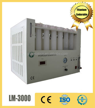 3LPM Hydrogen Generator Water Electrolyzer Equipment
