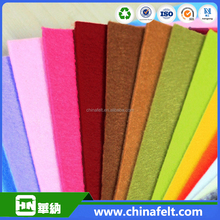 100% wool 3mm thick Industrial wool felt