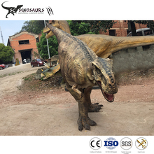 DIYUAN wholesale professional inflatable hidden legs dinosaur costume for disney's animal kingdom park