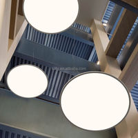 Celling Modern Light Color/Led Ceiling Lamp/Round LED Flat Panel Light
