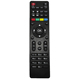 2018 trending products 45 keys universal remote control used for DVB, STB, IPTV and TV box