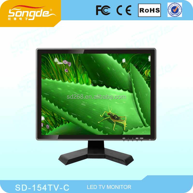 15'' HD LCD Second hand TV Wholesale