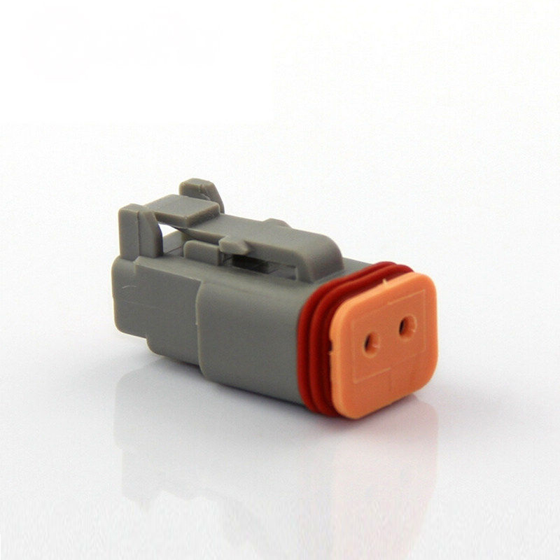 deustch dt06-2s 2 pin ip67 waterproof connector, waterproof quick connector, waterproof wire connector