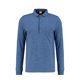 OEM Wholesale Custom Men 100 Cotton Plain Long Sleeve Polo Shirts With Pockets